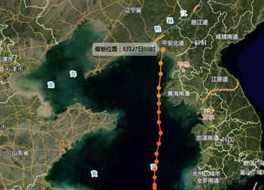 """海丽气象吧丨台风黄色预警解除!""""巴威""""对山东影响基本结束"""