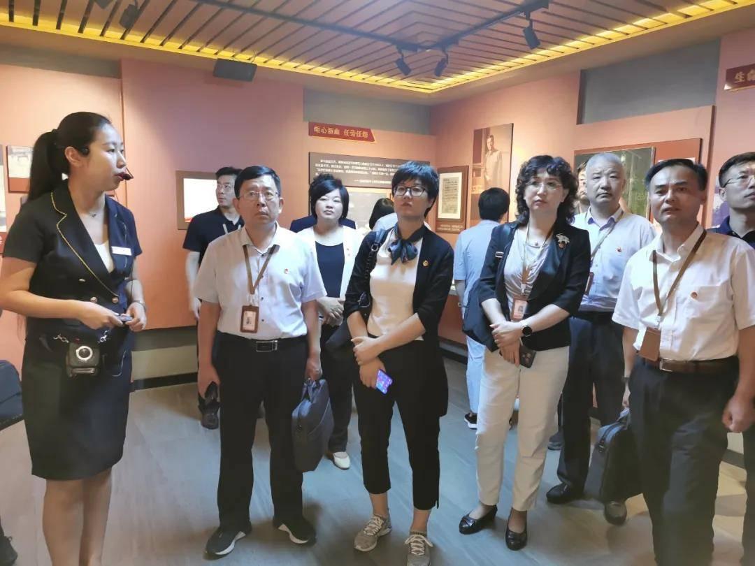 山东省68个县市区党委分管共青团工作负责人来滨州观摩