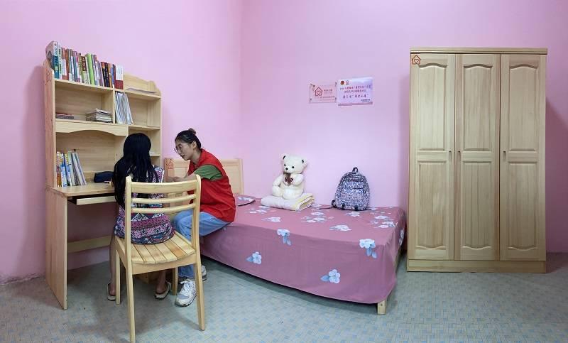 """为贫困儿童打造""""逐梦空间""""!山东将建10000个以上""""希望小屋"""""""