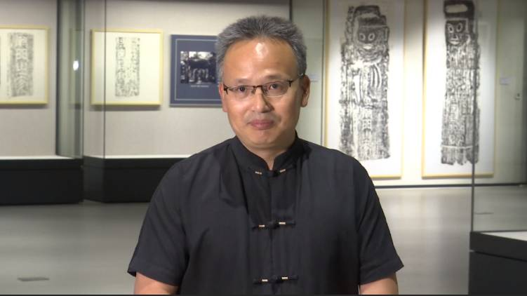 大家话经典 孔子博物馆副馆长杨金泉:汉魏碑刻展为书法爱好者带来文化大餐