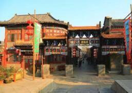 淄博历史文化名城保护规划获批,周村古商城等3处街区被定为历史文化街区