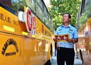 """滨州阳信县开展校车专项安全检查 杜绝""""病车""""上路"""
