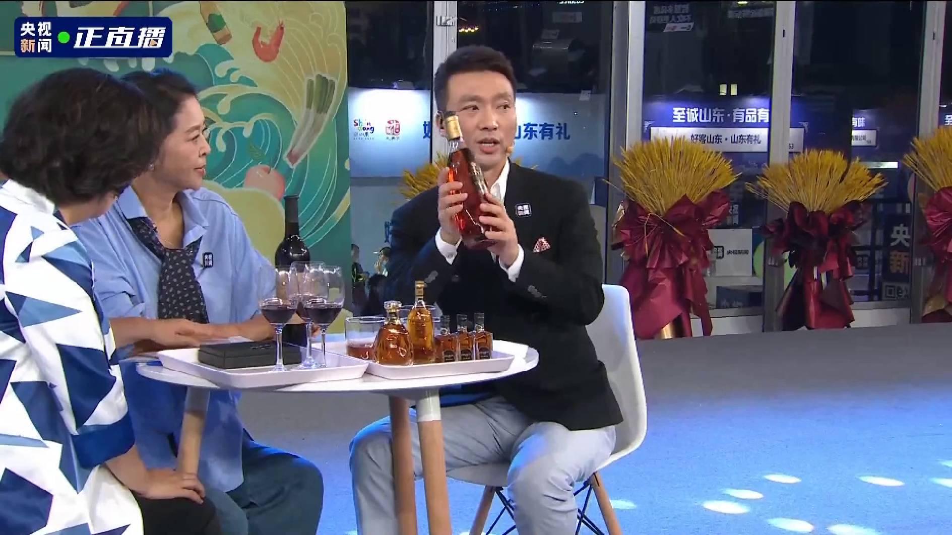 新消费·爱生活|倪萍、鞠萍、康辉直播间共同举杯,啥好酒让康辉只想要赠品?