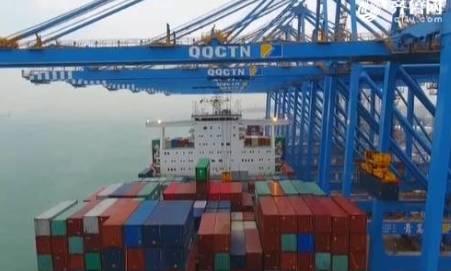 """连钢创新团队:为中国建造世界级全自动化码头 向全球港航业奉献""""中国方案""""!"""