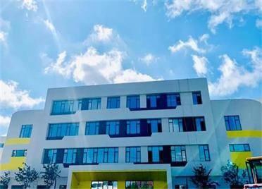 总投资1.29亿元!威海南海新区第二实验小学9月1日正式开学