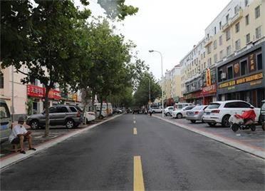威海经区从市民需求出发 扮靓城市颜值