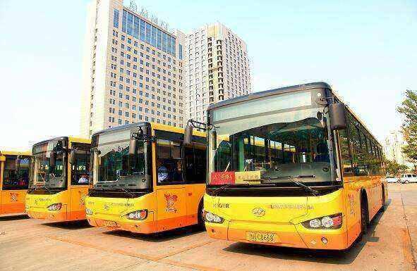 济宁城际公交C6012线路9月1日开通运营