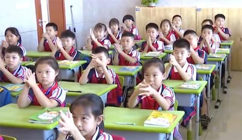 43秒丨滨州阳信:开学第一课  安全伴我行
