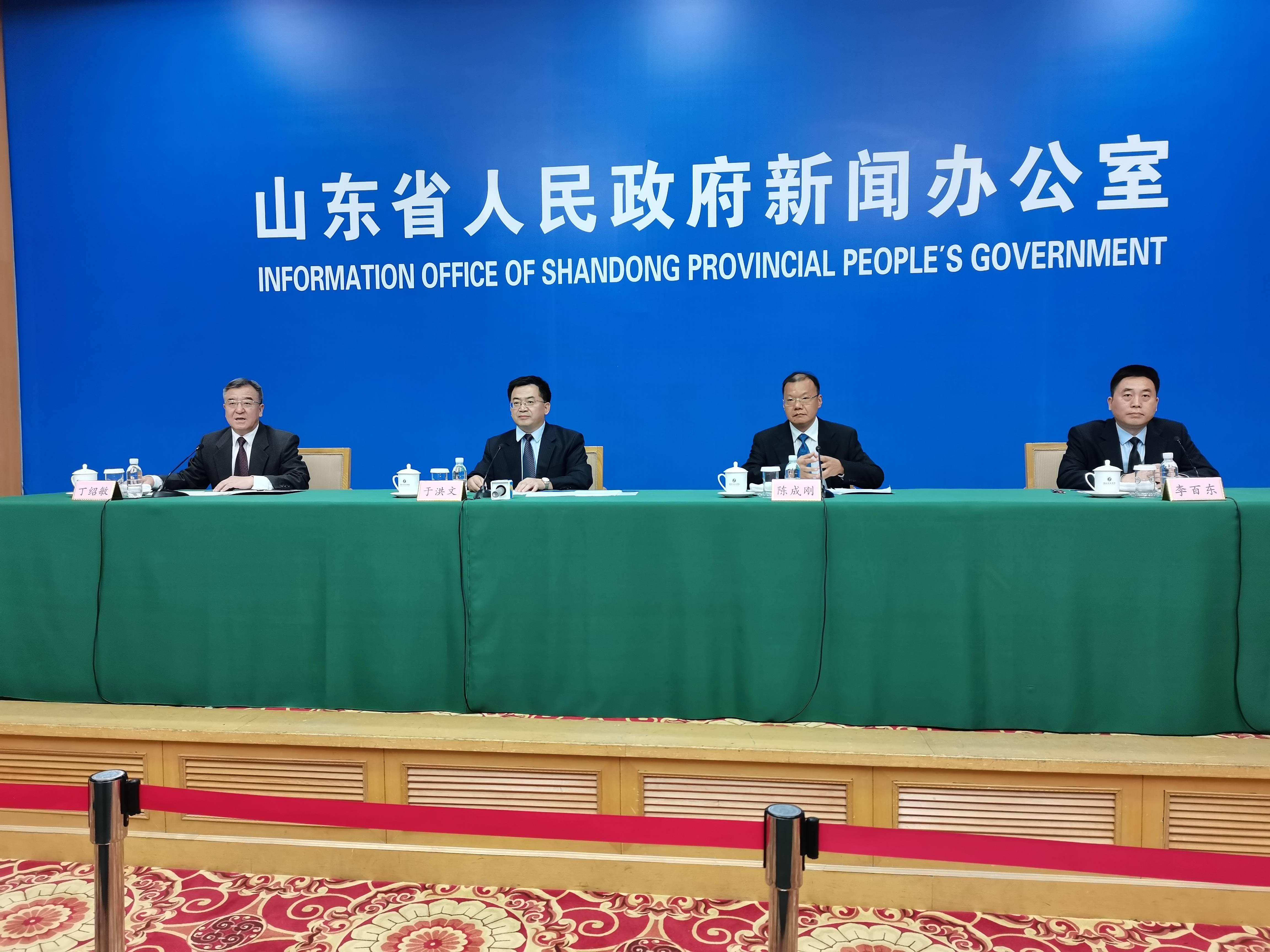 权威发布 山东在全国率先建成覆盖全省的四级农业科技园区体系