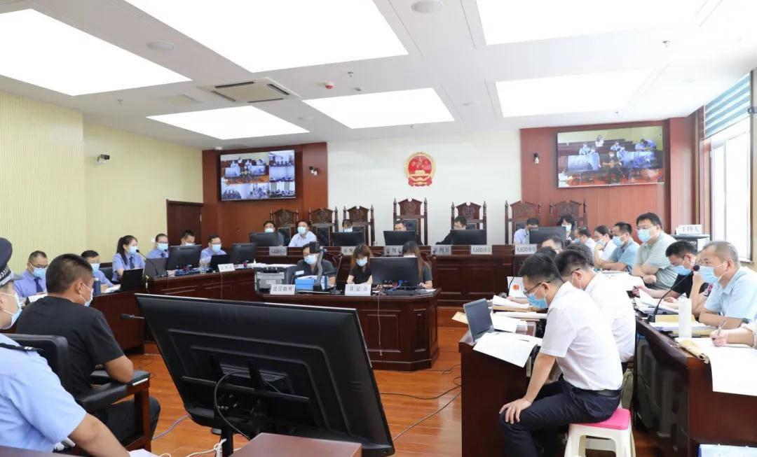 非法拘禁、聚众斗殴、强迫交易...滨州阳信法院公开审理14名被告人涉黑社会性质组织罪案