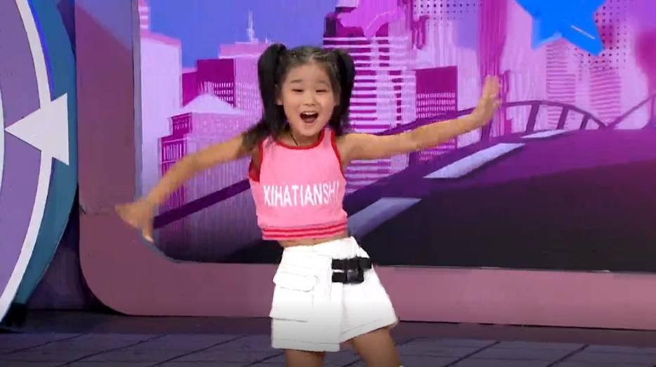 让梦想飞|泰安7岁女孩左脚扭曲变形 梦想成为舞蹈家