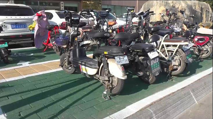 33秒|文明城市立新规!聊城城区统一规划了800多个非机动车停车位