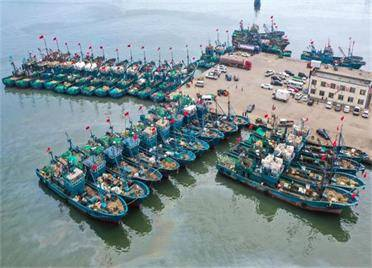 开海在即,威海荣成渔民翘首待出海