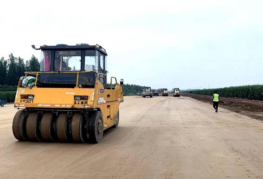 完成投资6.25亿!济宁G327改建项目全力加快建设