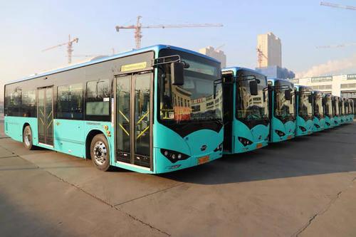 9月3日起济宁这六条公交线路临时调整局部走向 市民出行注意!