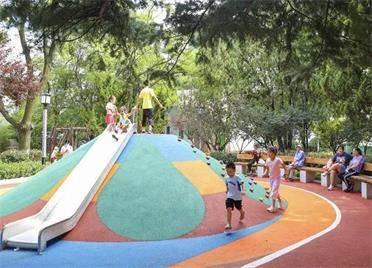 推窗见绿,出门进园!威海环翠区公园、游园将达到325处