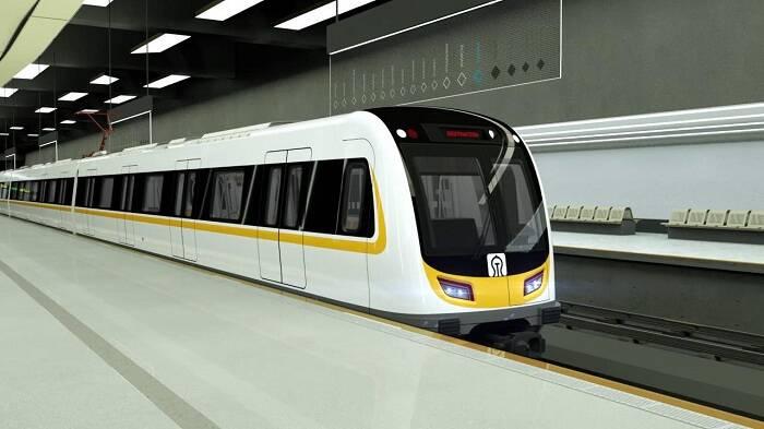 济南地铁2号线年底建成通车 另有6条地铁线路计划年内开工