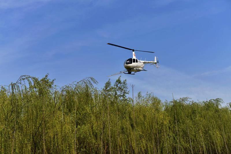 9月7日至9月20日兖州区有飞防作业 市民外出注意