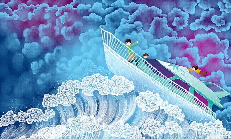 """【地评线】齐鲁漫评:在风云突变的经济浪潮中党员干部要勇于开""""顶风船"""""""