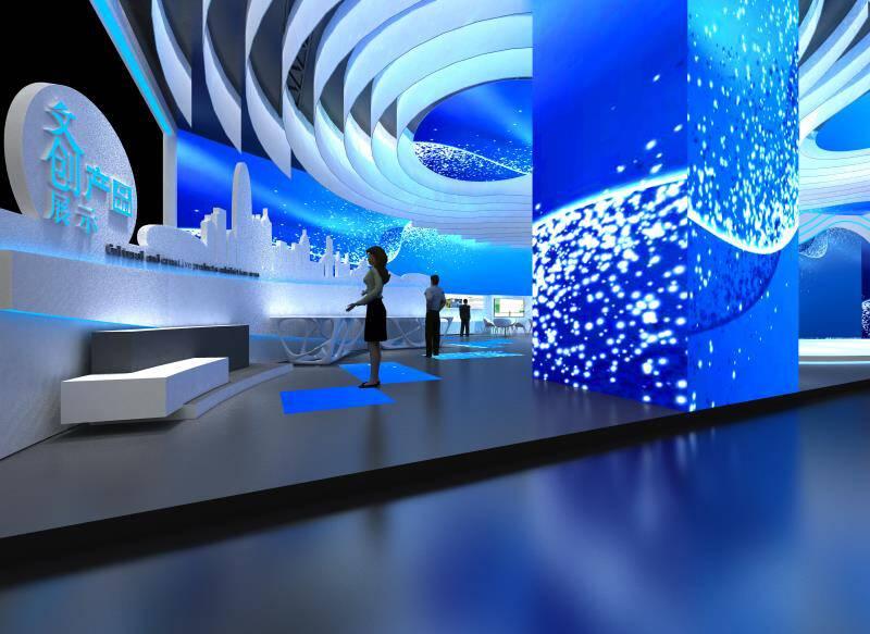 科技含量十足、现代感起范儿! 首届中国文旅博览会济南展区带你抢先看