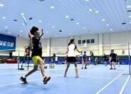 山东省第十届全民健身运动会羽毛球比赛收拍 菏泽市代表队斩获2个一等奖、5个二等奖
