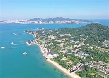 组图|阳光与碧海蓝天交相辉映!快到威海刘公岛邂逅初秋的美好