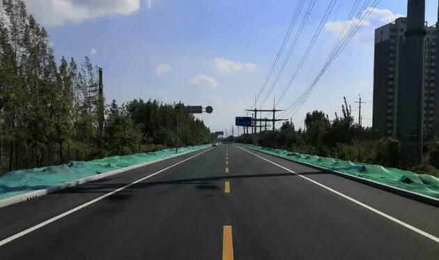 滨州西外环大中修工程全力冲刺 有望9月20日提前通车