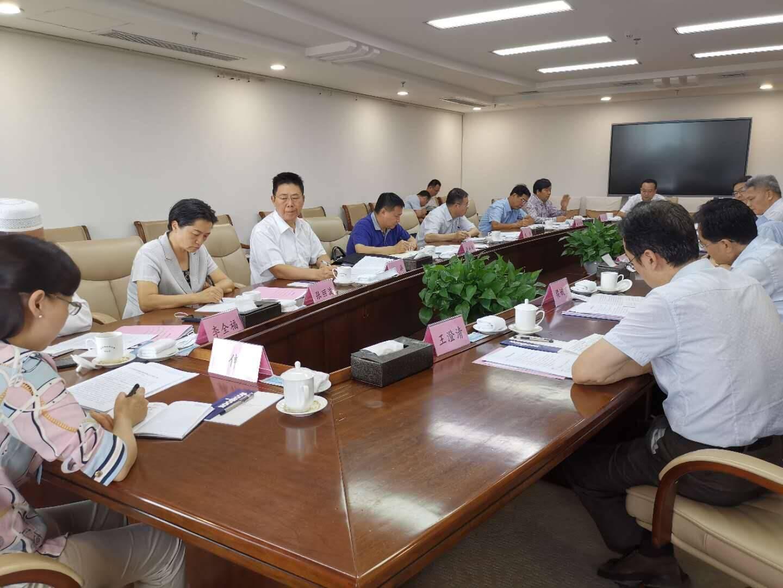 就推进中小学开展民族团结进步教育 唐洲雁带队到省民族宗教委开展界别协商