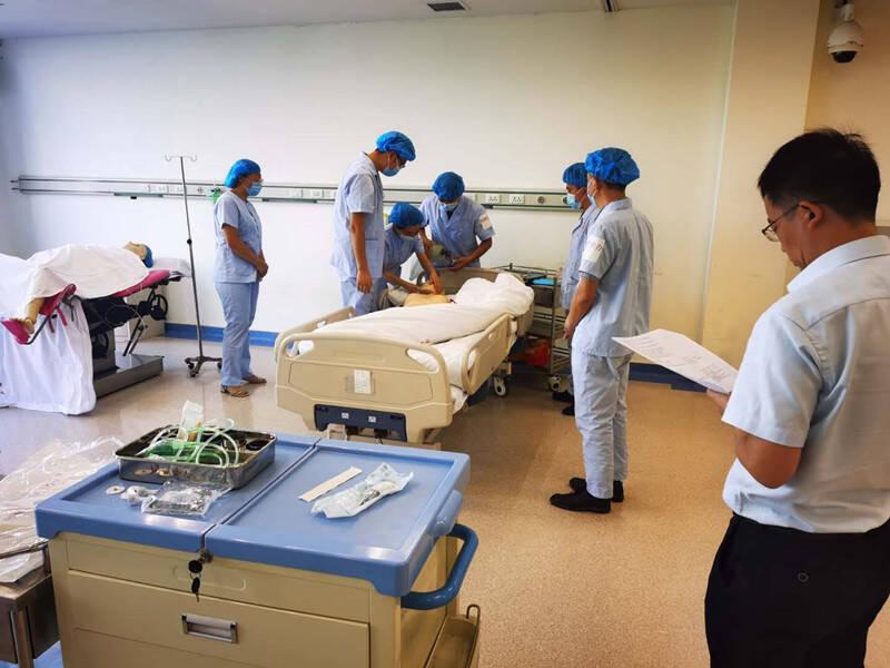 10支队伍70名精英参加练兵!青岛举办危重孕产妇救治技能竞赛