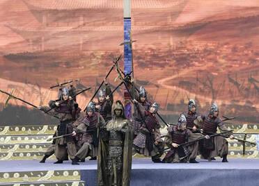 第十七届齐文化节丨情景穿越剧《博物馆奇妙夜》融合历史元素 再现《管鲍之交》千古佳话