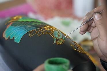 非遗文化知多少?德州黑陶、鲁派内画……首届中国文旅博览会带你穿梭惊艳时光
