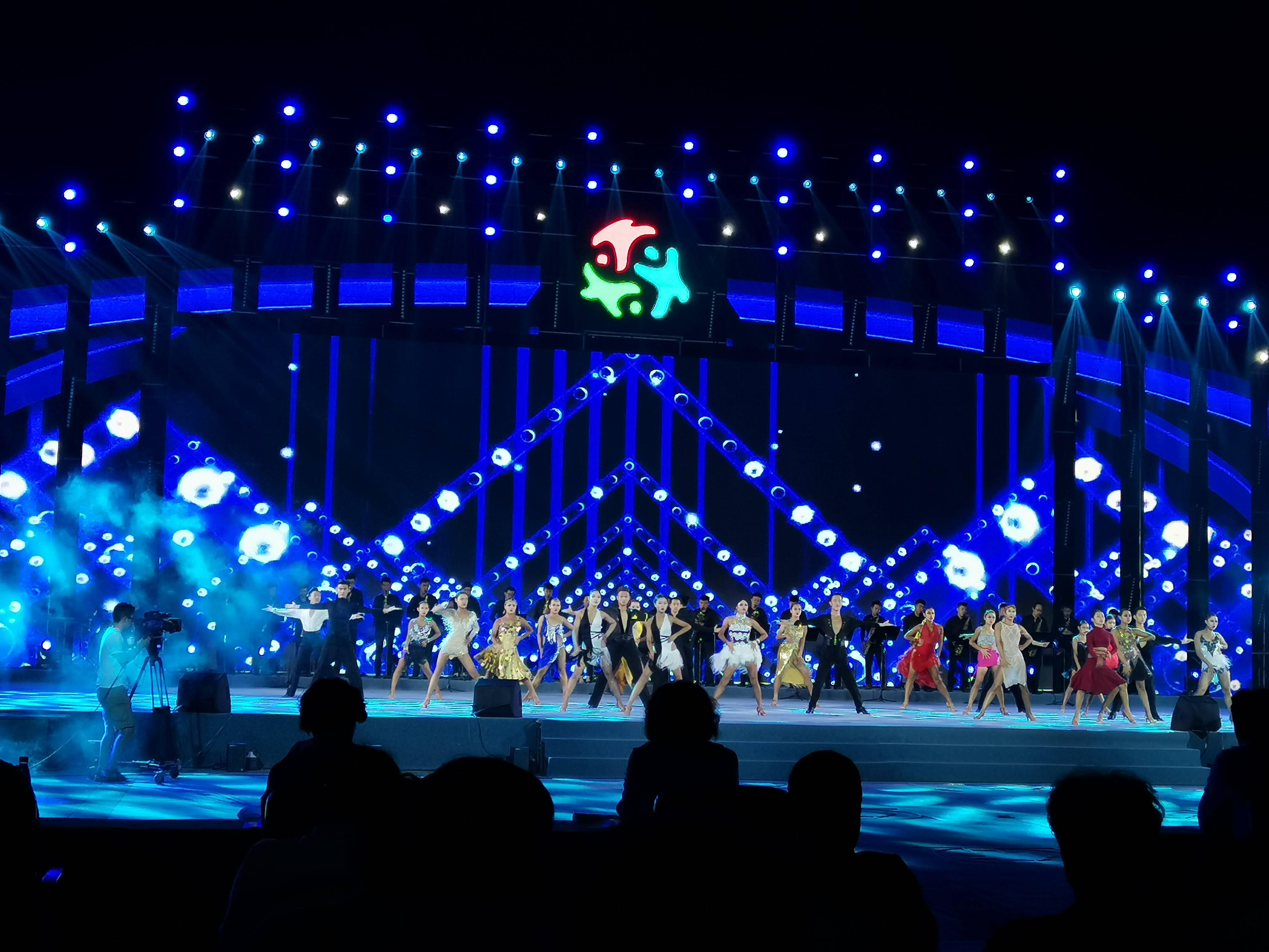全民动员全民参与!山东省第十届全民健身运动会开幕