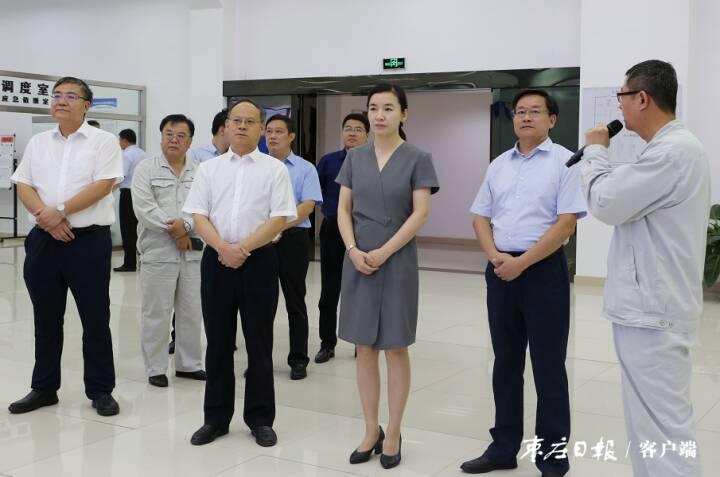 山东政坛|张宏伟出任枣庄市委副书记、市政府党组书记