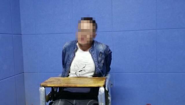 """河北""""黑社会""""当街殴打79岁老人 警方通报:老人肋骨骨折 嫌疑人被批捕"""