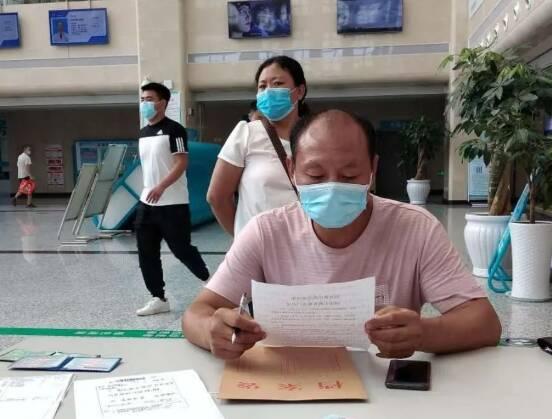 滨州阳信一老人急需转院就医 交警指挥疏导交通助其及时送达