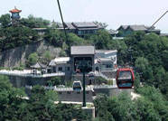 泰山中天门索道检修维护工作提前结束 9月16日12时恢复正常运营