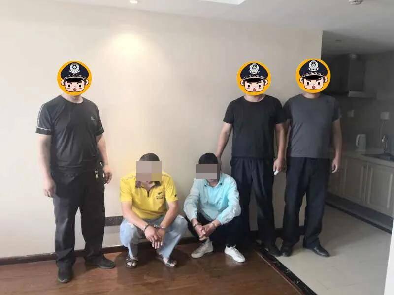 东营一小区有人贩毒 民警连破三起涉毒案件