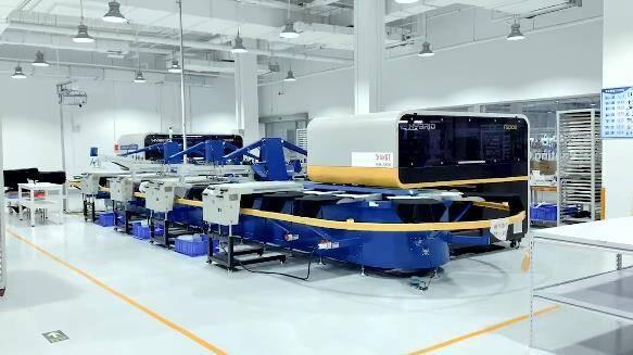 57秒丨阿里犀牛智造亮相!全球首座新制造工厂正式投产