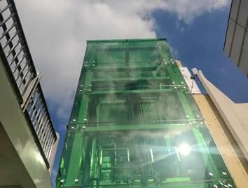 就医、出行更方便!聊城东昌路人民医院天桥电梯已投入使用