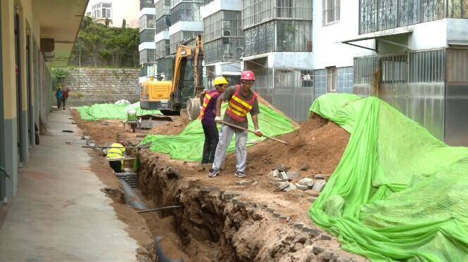 23秒丨日照实施雨污分流工程 提升城市生活品质
