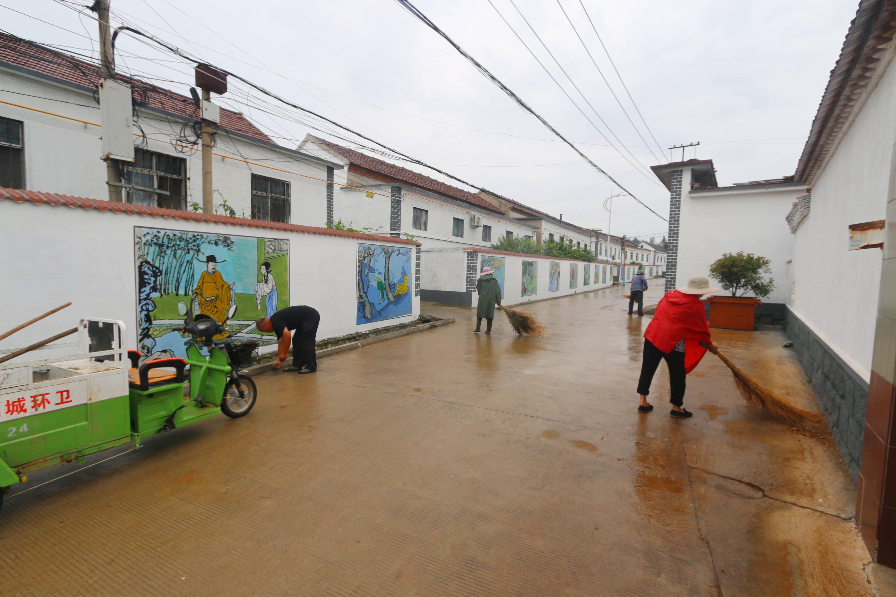 120秒丨旧貌换新颜!看济南钢城区这个村绘制新农村的美丽画卷