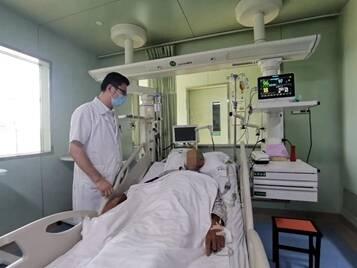 感动!患者突发呼吸衰竭生命垂危 聊城好医生ICU内坚守7天瘦了8斤