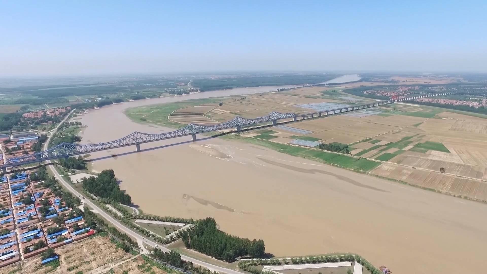 """黄河南展区:建生态林场,村民""""幸福转身"""""""