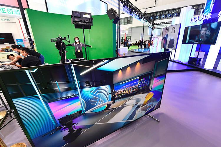 影像力|8K+VR、虚拟演播室!首届中国国际文旅博览会山东广电给你好看
