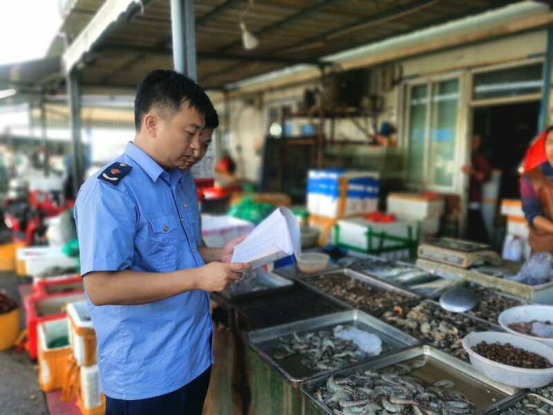 济南各区县市场监管系统积极推进全国文明城市测评农贸市场创建工作