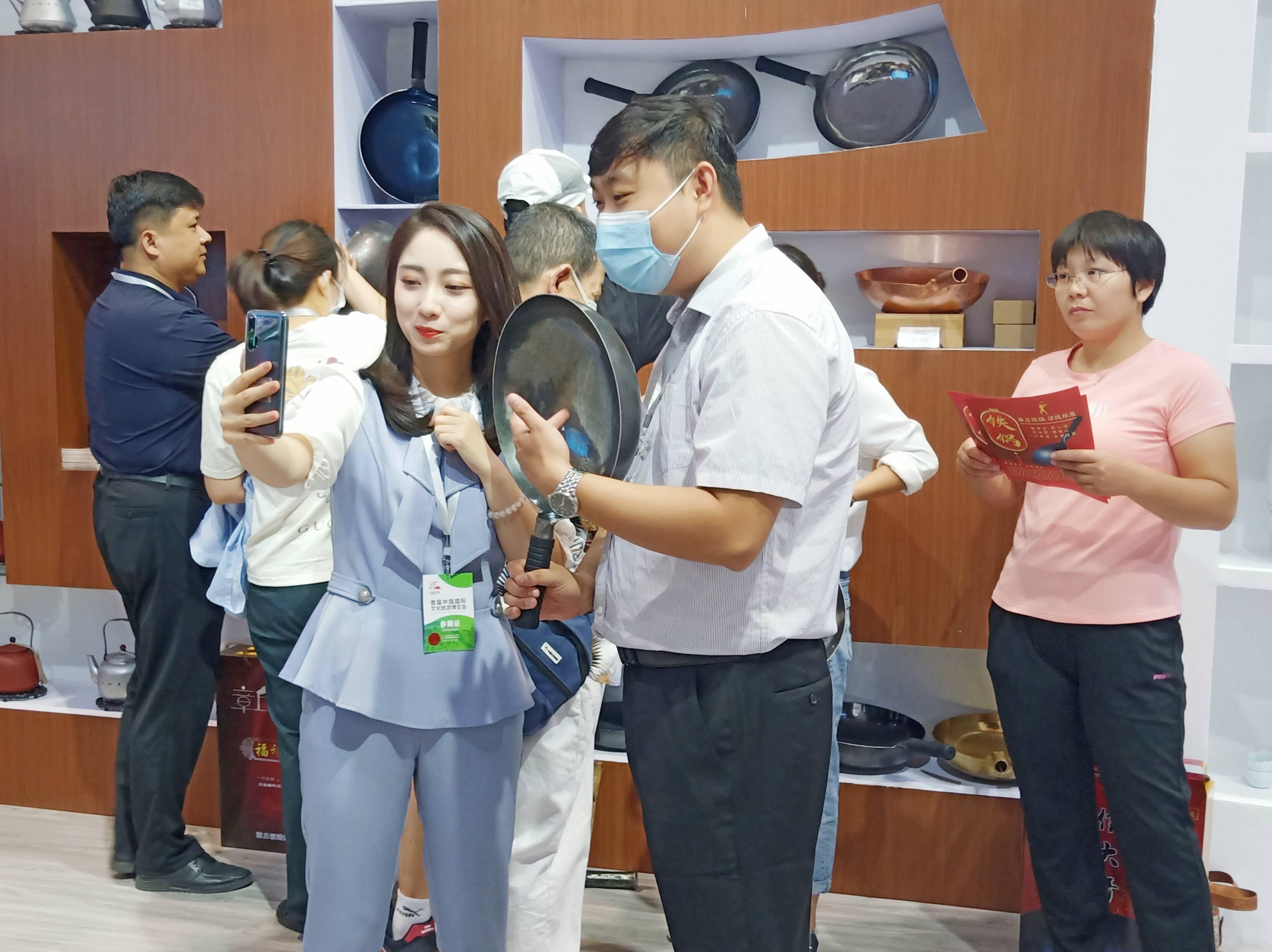 来吧,展示!首届中国文旅博览会济南章丘区亮点多多 前来围观