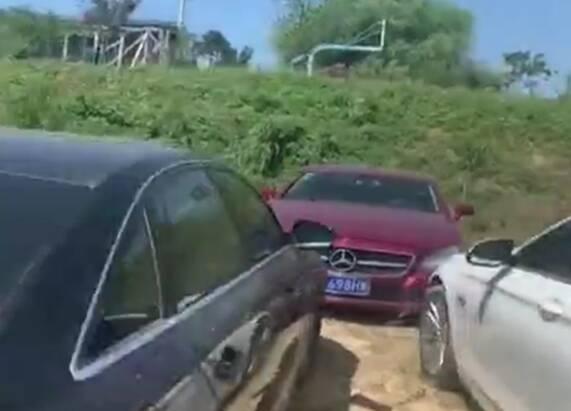 车辆租给租车公司却不见了 潍坊上百辆豪车租赁缘何变成抵押车