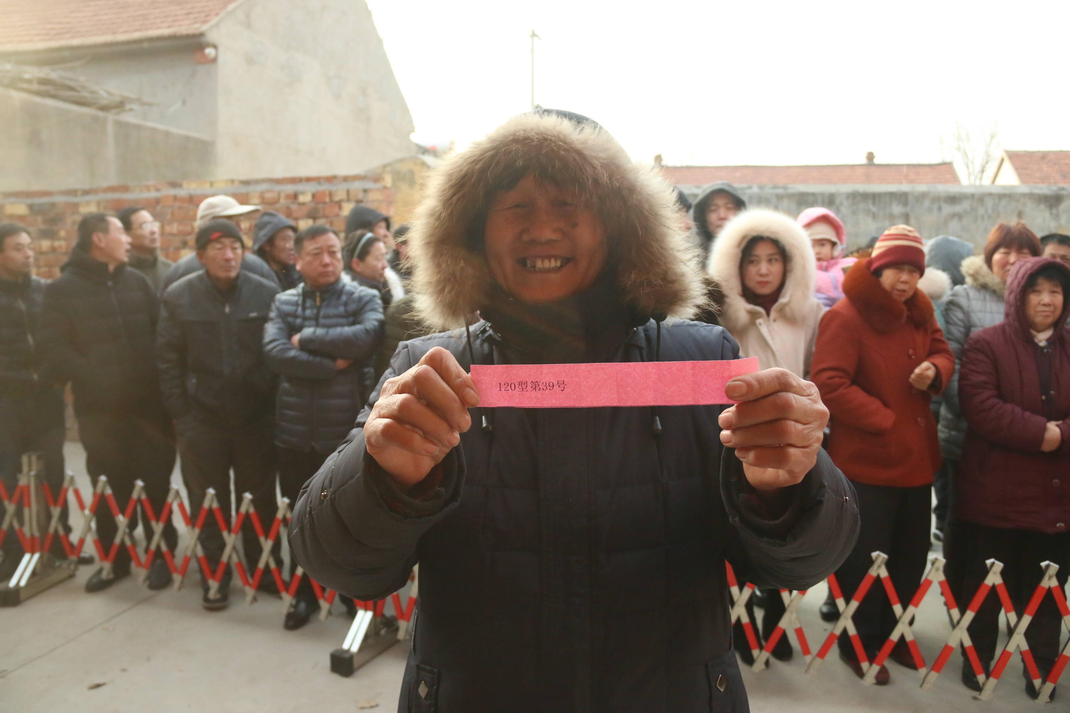 """中国梦·黄河情丨政府与群众双箭头互动 淄博这个迁建社区到处都有老百姓的""""心"""""""