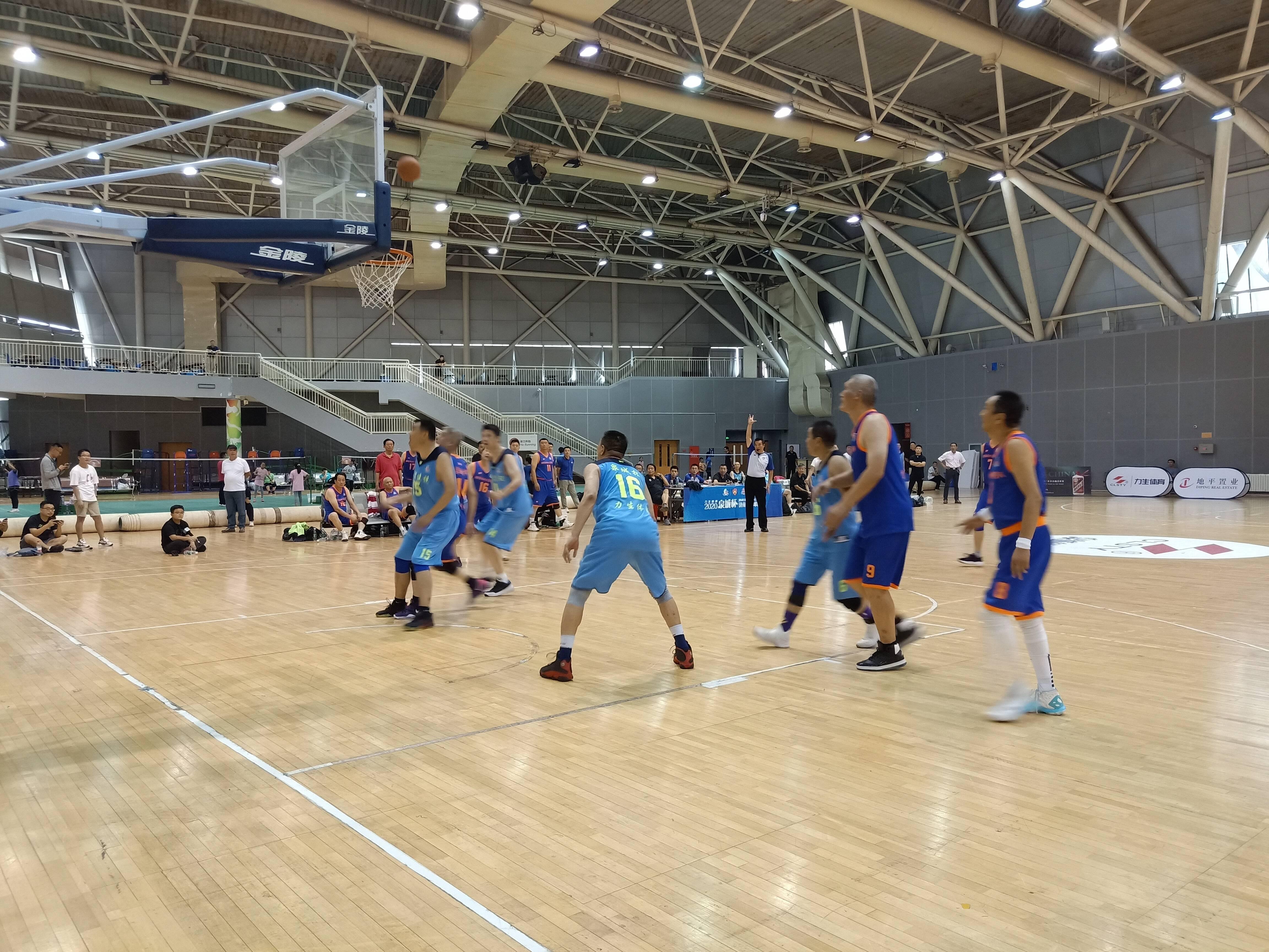 """名宿带队参赛!2020""""泉城杯""""济南市篮球联赛收官日赛程表来了"""