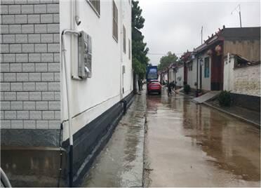 美丽乡村建设 潍坊移动在行动